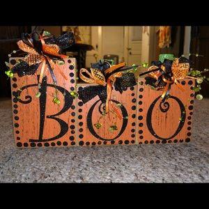 Halloween Decorative Sign
